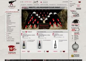 Vinisat : boutique de vins natures