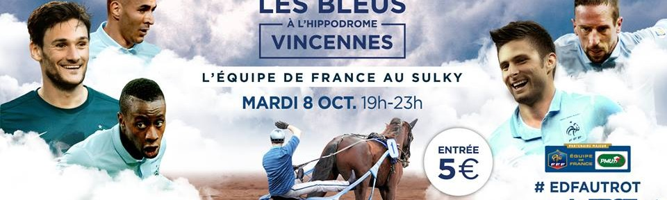 équipe-de-france-de-football-sulky-hippodrome-paris-vincennes1